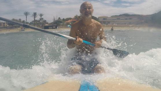 progresser en surf