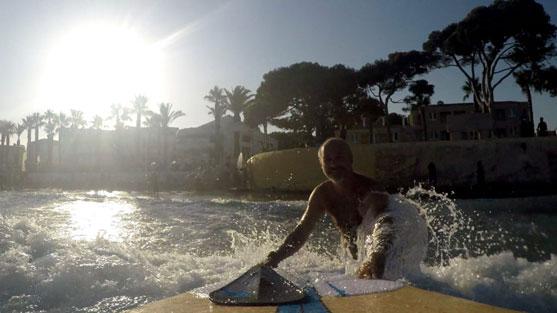 Apprendre surf
